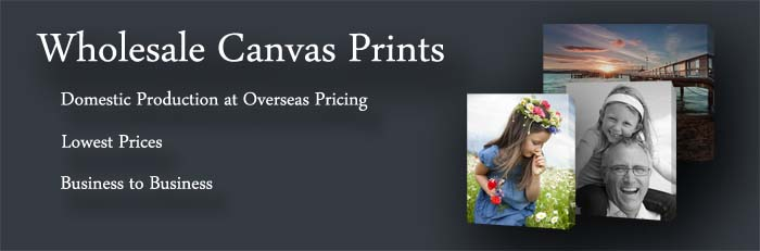 Wholesale Canvas Printing